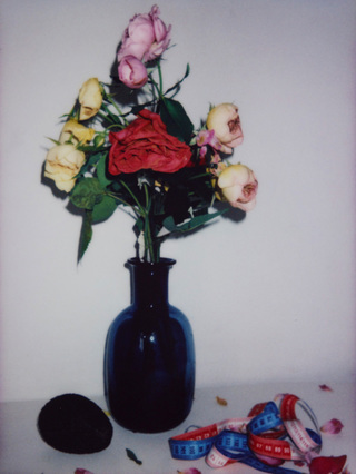 Broken Flowers, No.17, 135x100cm, 2018